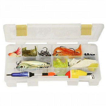 Коробка для снастей FISHING BOX STORAGE 23х12х3.5 см