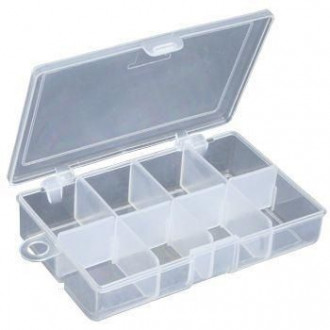 Коробка для снастей ENERGOTEAM TACKLE BOX 8x12 cm 99-157